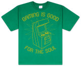Youth: Novelty - Gaming for the Soul T-shirts