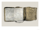 Diary Kept by William Clark of the Lewis and Clark Expedition, c.1804-1806 Giclee Print