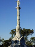 Victory Monument at Yorktown Battlefield, Virginia Photographic Print