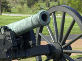 Model 1841 6-Pounder Smooth-Bore Cannon Used in the Mexican War, Maryland Photographic Print