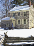 General Washington&#39;s Headquarters at Valley Forge during Winter Encampment, Pennsylvania Photographic Print