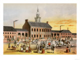Independence Hall in Philadelphia Giclee Print