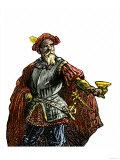 Juan Ponce de Leon, Giclee Print