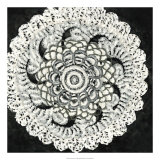 Abstract Rosette I Prints by Chariklia Zarris