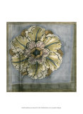 Rosette and Damask IV Posters by Jennifer Goldberger