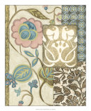Nouveau Tapestry I Giclee Print by Chariklia Zarris