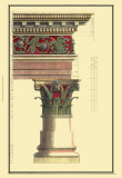 Column I Posters by Giovanni Battista Borra