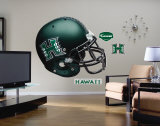 Hawaii Helmet- Fathead Wall Decal