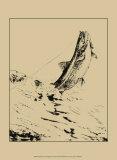 Fisherman's Delight II Poster by William J. Schaldach