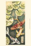 Koi Pond II Posters by Chariklia Zarris