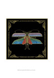 Cloisonne Dragonfly Prints