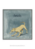 Fetch Prints by Alicia Ludwig