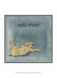 Roll Over Prints by Alicia Ludwig