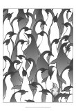 Penguin Family I Posters by Charles Swinford