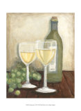 Chardonnay Art by Megan Meagher