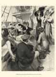 Fashion Aboard Ship Prints