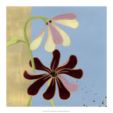 Garden Glimmer II Giclee Print by Erica J. Vess