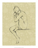 Sophisticated Nude IV Giclee Print by Ethan Harper