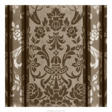 Vintage Wallpaper III Print