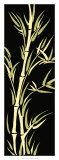Asian Bamboo Panel I Giclee Print by Ethan Harper