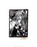 Floral Elegance I Premium Giclee Print by Laura Denardo