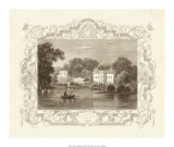 Views of England III Giclee Print by William Tombleson