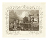 Views of England II Giclee Print by William Tombleson