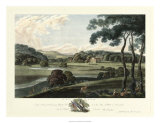 Escote Estate Giclee Print by Richard Polwhele