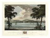 Powderham Castle Giclee Print by Richard Polwhele