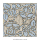 Silver Filigree IX Giclee Print by Megan Meagher