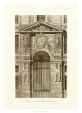 Ornamental Door II Giclee Print by Marcel Lambert