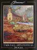 Santuario de Guadalupe Art by Ron Barsano