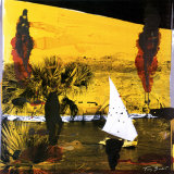 Aswan Affiches par Tony Soulie