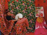 Mei Mei, Saltimbanque a Beijing II Prints by Titouan Lamazou