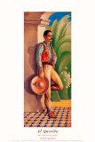 El Querido Prints by Paul Valentine Lantz