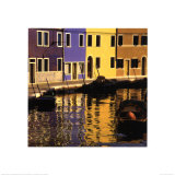 Venitian Colors Prints