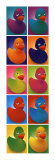Pop Art Ducks Posters