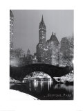 Central Park Bridge, c.1961 Posters