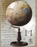 Globe Posters by  Gouny & Marange