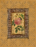 Rose Illumination II Prints by Merri Pattinian