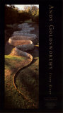 Stone River Poster by Andy Goldsworthy