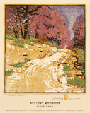 Ridge Road Prints by Gustave Baumann