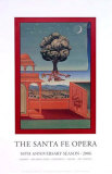 The Santa Fe Opera, 2006 Season Prints by Michael Bergt