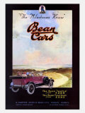 Bean Cars Prints