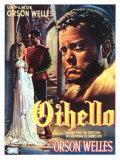 Orson Welles' Othello Masterprint