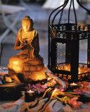 Bouddha en Lumiere Posters