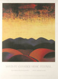 New Mexico Dusk no. 2, c.1999 Prints by Dan Namingha