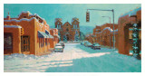 Sunday Morning, Santa Fe Prints by Paul Milosevich