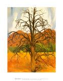 Dead Pinon Tree Reprodukcje autor Georgia O'Keeffe