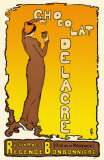 Chocolat Delacre Masterprint